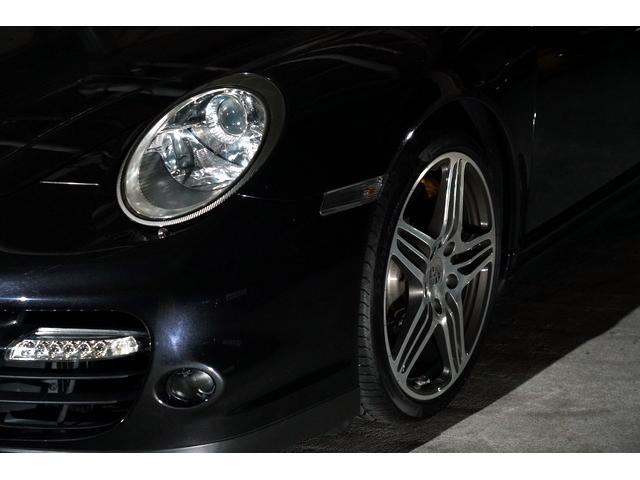 911ターボ ティプトロニックS 4WD PCCBブレーキ(6枚目)