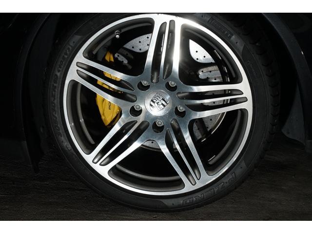 911ターボ ティプトロニックS 4WD PCCBブレーキ(8枚目)