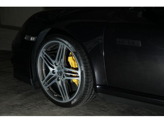 911ターボ ティプトロニックS 4WD PCCBブレーキ(9枚目)