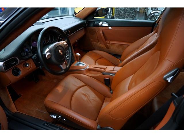 911ターボ ティプトロニックS 4WD PCCBブレーキ(10枚目)