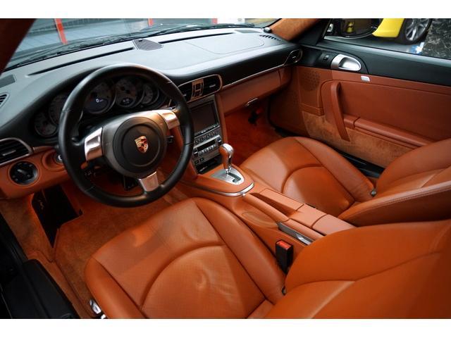 911ターボ ティプトロニックS 4WD PCCBブレーキ(13枚目)