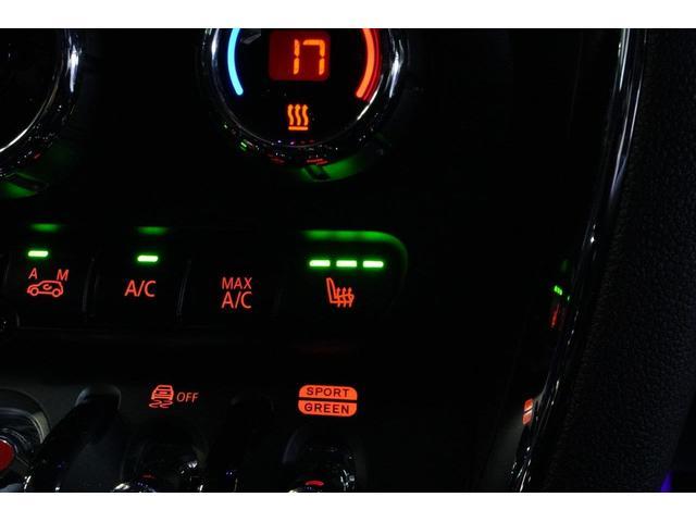 ジョンクーパーワークス クラブマン ブラックルーフ&ミラーキャップ ヘッドアップディスプレイ ACC シートヒーター(13枚目)