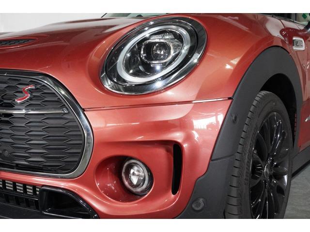 クーパーS クラブマン オール4 ペッパーパッケージ フロントシートヒーター ACC 衝突軽減ブレーキ(3枚目)