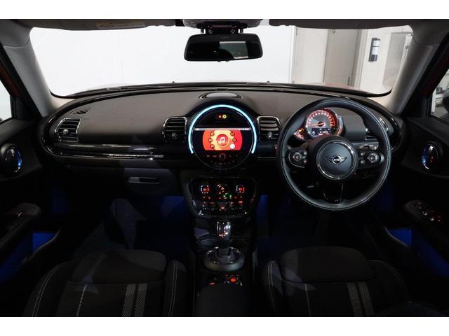 クーパーS クラブマン オール4 ペッパーパッケージ フロントシートヒーター ACC 衝突軽減ブレーキ(21枚目)