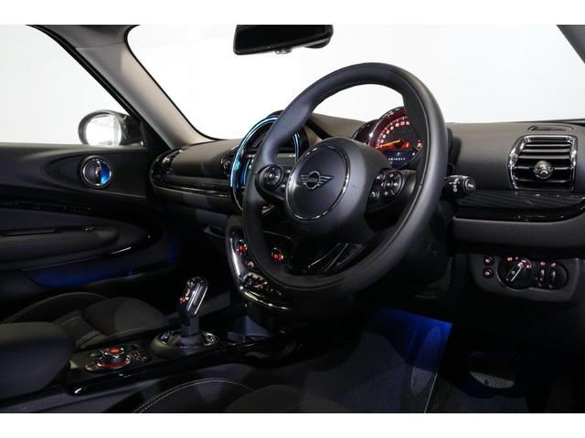 クーパーS クラブマン オール4 ペッパーパッケージ フロントシートヒーター ACC 衝突軽減ブレーキ(22枚目)