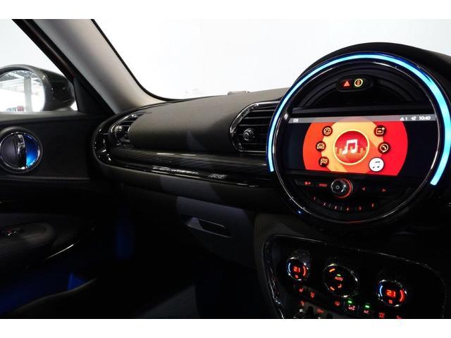クーパーS クラブマン オール4 ペッパーパッケージ フロントシートヒーター ACC 衝突軽減ブレーキ(29枚目)
