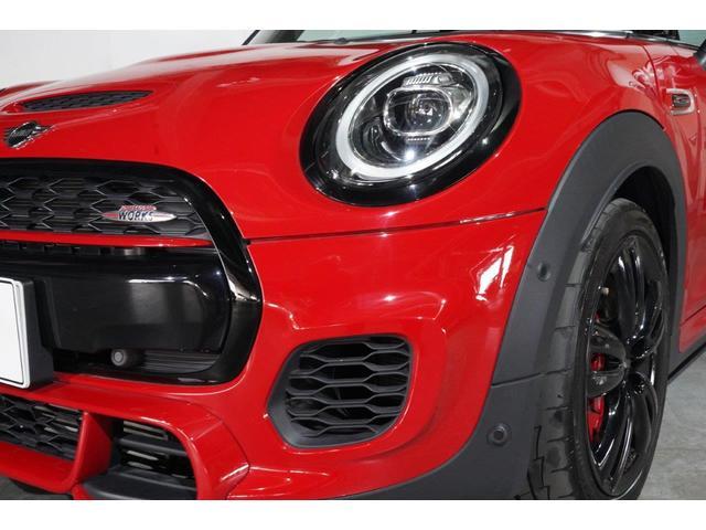 ジョンクーパーワークス コンバーチブル MINI認定中古車 オートマチックトランスミッション アップル・パッケージ カメラ・パッケージ 17インチ・アロイホイール MINIエキサイトメント ワイヤレス 2年保証 全国保証(16枚目)