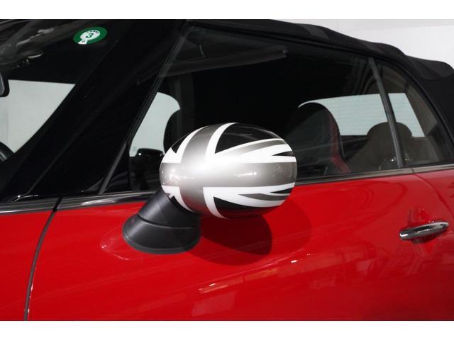 ジョンクーパーワークス コンバーチブル MINI認定中古車 オートマチックトランスミッション アップル・パッケージ カメラ・パッケージ 17インチ・アロイホイール MINIエキサイトメント ワイヤレス 2年保証 全国保証(19枚目)
