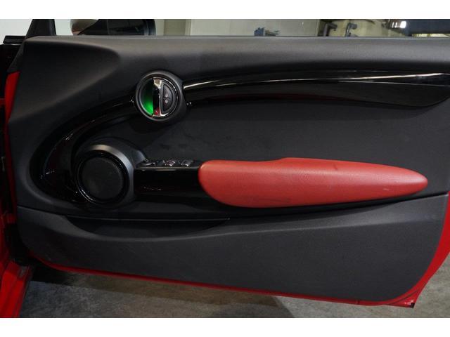 ジョンクーパーワークス コンバーチブル MINI認定中古車 オートマチックトランスミッション アップル・パッケージ カメラ・パッケージ 17インチ・アロイホイール MINIエキサイトメント ワイヤレス 2年保証 全国保証(42枚目)
