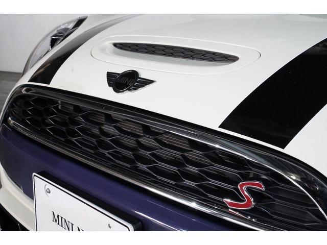 クーパーS MINI認定中古車 エナジェティック・スタイル スポーツAT リアビューカメラ&PDC クルーズコントロール ブラック・ルーフ ブラック・ミラーカバー スマートキー 2年保証 全国保証(6枚目)
