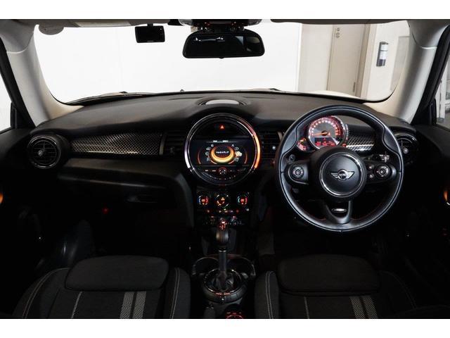 クーパーS MINI認定中古車 エナジェティック・スタイル スポーツAT リアビューカメラ&PDC クルーズコントロール ブラック・ルーフ ブラック・ミラーカバー スマートキー 2年保証 全国保証(15枚目)
