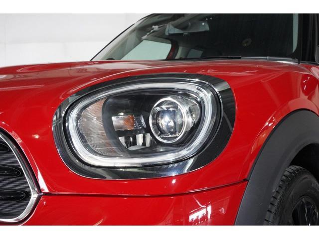 クーパーD クロスオーバー オール4 ペッパーパッケージ LEDヘッドライト LEDフォグランプ ACC18インチホイール(6枚目)