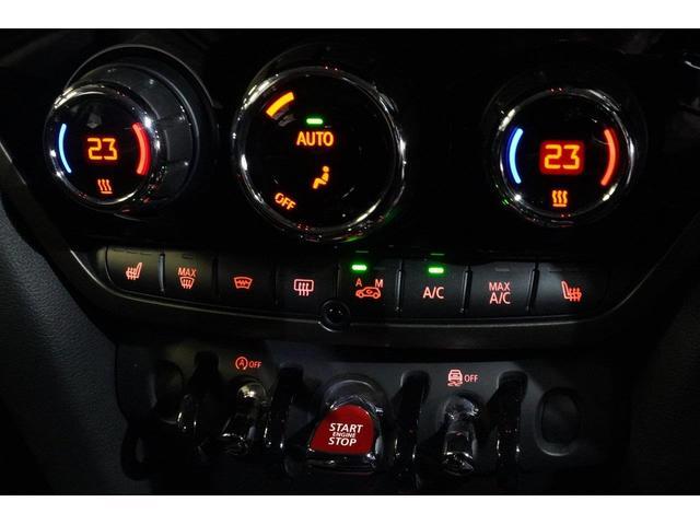 クーパーD クロスオーバー オール4 ペッパーパッケージ LEDヘッドライト LEDフォグランプ ACC18インチホイール(27枚目)