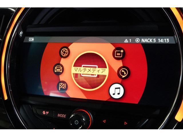 クーパーD クロスオーバー オール4 ペッパーパッケージ LEDヘッドライト LEDフォグランプ ACC18インチホイール(31枚目)