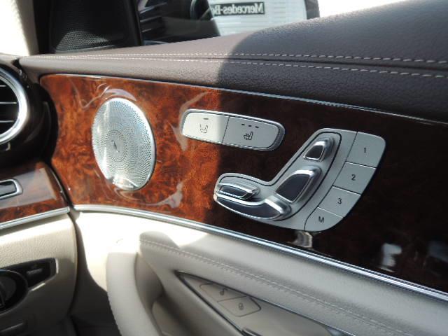 メルセデス・ベンツ M・ベンツ E400 ステーションワゴン 4マチック エクスクルーシブ