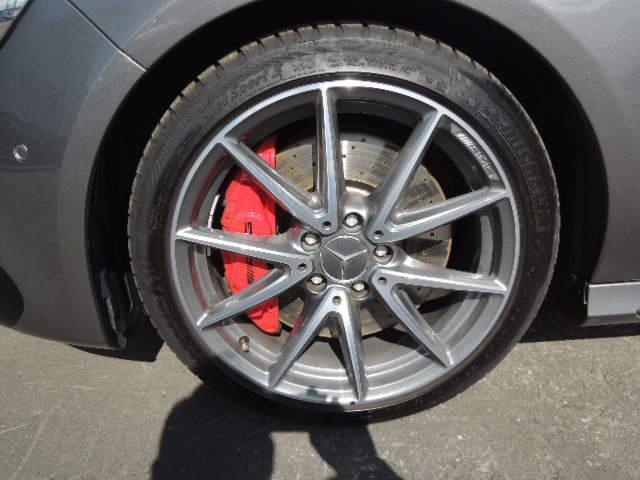 CLA45 4マチック 2年保証 新車保証(9枚目)