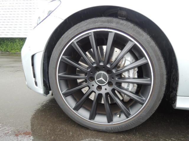 C43 4マチック 2年保証 新車保証(9枚目)