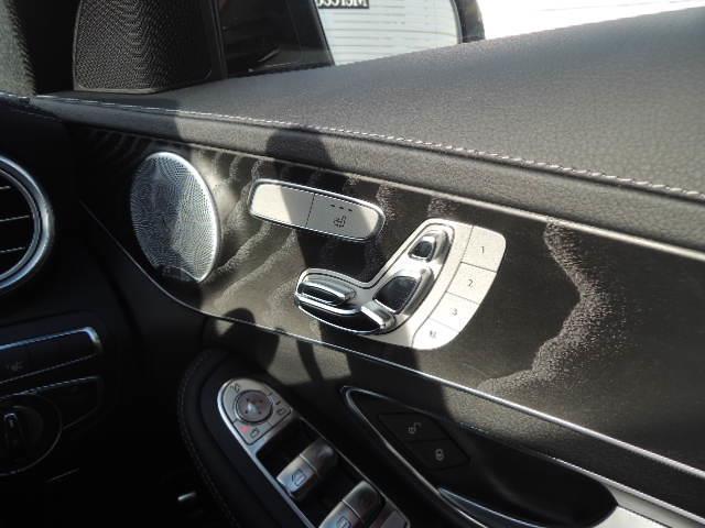 C43 4マチック 2年保証 新車保証(13枚目)