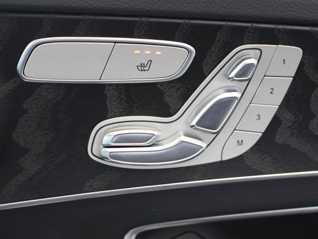 C220d ローレウスエディション ローレウスED スポーツプラス メルスデスミーコネクト レーダーセーフティ 電動トランク ヘッドアップディスプレイ アンビエントライト64色 ワイヤレスチャージング(10枚目)