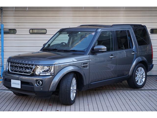 「ランドローバー」「ランドローバー ディスカバリー4」「SUV・クロカン」「東京都」の中古車4