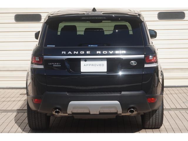 「ランドローバー」「レンジローバースポーツ」「SUV・クロカン」「東京都」の中古車3