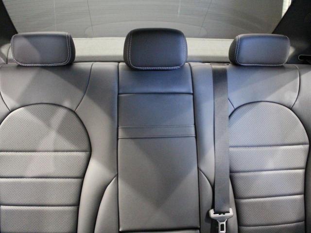 C180アバンギャルド AMGライン 認定中古車 レーダーセーフティパッケージ ベーシックパッケージ 前席シートヒーター レザーARTICOシート ポーラーホワイト(20枚目)