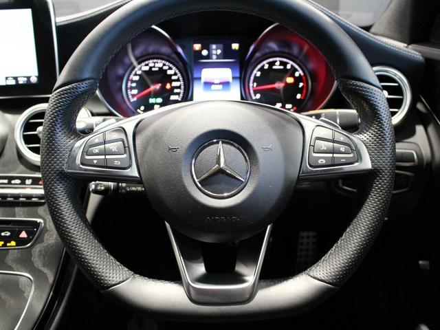 C180アバンギャルド AMGライン 認定中古車 レーダーセーフティパッケージ ベーシックパッケージ 前席シートヒーター レザーARTICOシート ポーラーホワイト(23枚目)