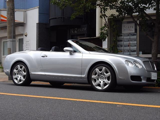 「ベントレー」「ベントレー コンチネンタル」「オープンカー」「東京都」の中古車4