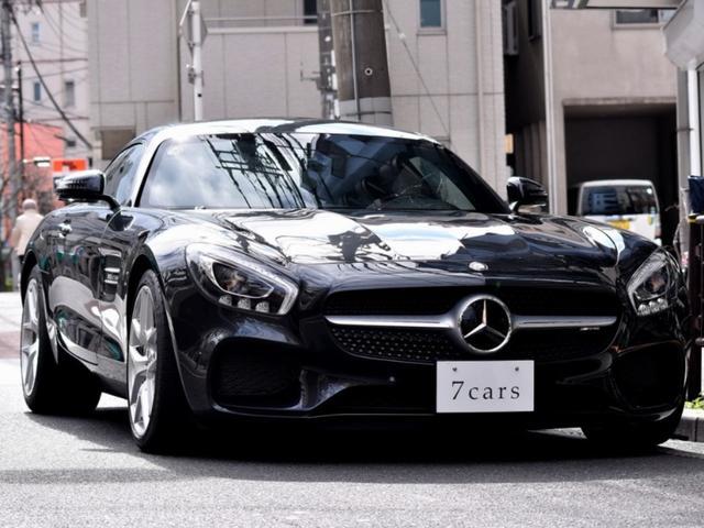 「その他」「メルセデスAMG GT」「クーペ」「東京都」の中古車2
