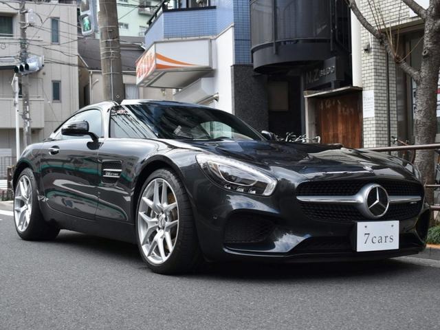 「その他」「メルセデスAMG GT」「クーペ」「東京都」の中古車3