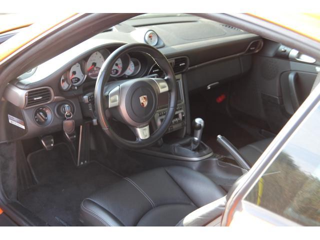 911ターボ 4WD 左ハンドル 19インチAW 6MT(12枚目)