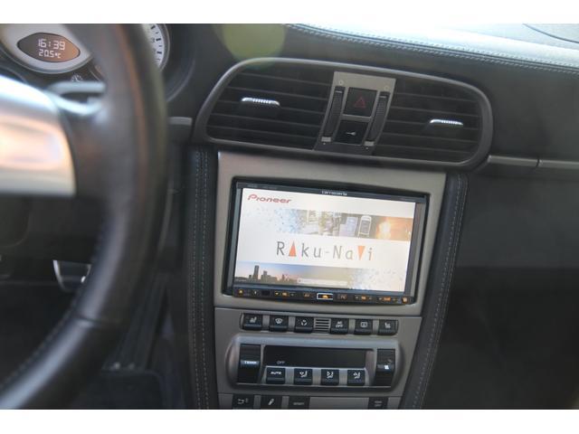911ターボ 4WD 左ハンドル 19インチAW 6MT(17枚目)