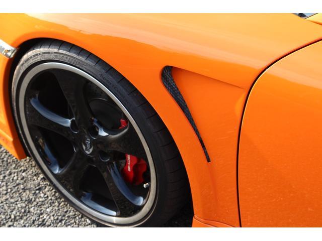 911ターボ 4WD 左ハンドル 19インチAW 6MT(19枚目)