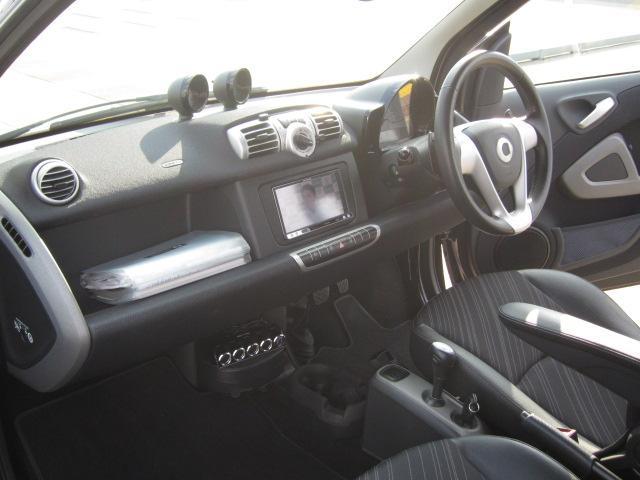 スマート スマートフォーツークーペ ターボ ガラスルーフ 地デジナビ ETC ドライブレコーダー
