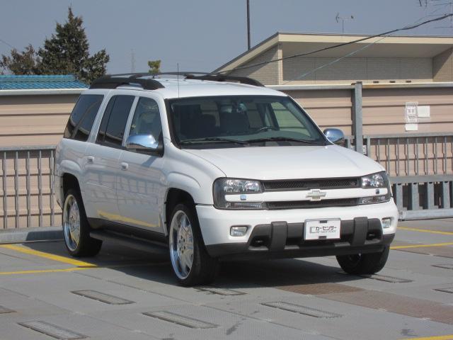 シボレー シボレー トレイルブレイザー EXT LT 4WD ロング 22AW 最終モデル