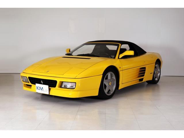 「フェラーリ」「フェラーリ 348」「オープンカー」「東京都」の中古車3