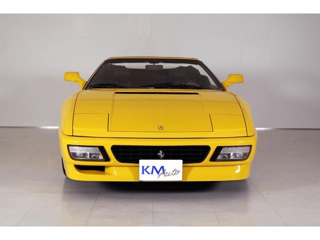 「フェラーリ」「フェラーリ 348」「オープンカー」「東京都」の中古車4