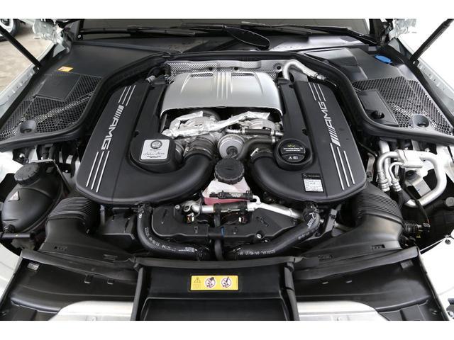 C63 エクスクルーシブパッケージ AMGオレンジキャリパー(10枚目)