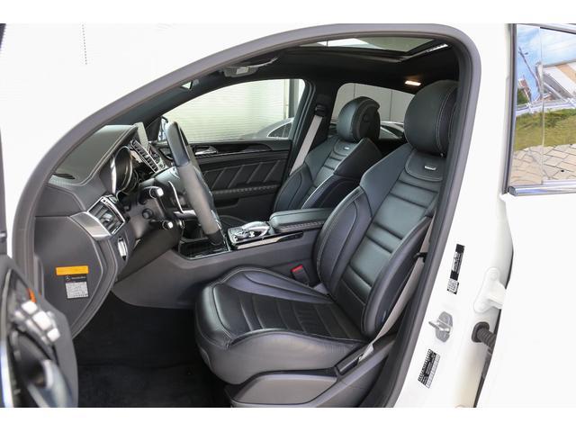 GLE63 S 4マチック クーペ 認定中古車/レーダーセーフティパッケージ/パノラミックスライディングルーフ/本革シート/シートエアコン/シートヒーター(6枚目)