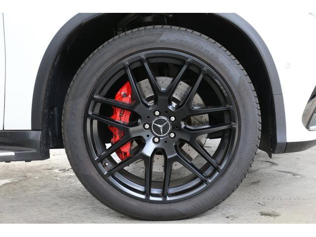 GLE63 S 4マチック クーペ 認定中古車/レーダーセーフティパッケージ/パノラミックスライディングルーフ/本革シート/シートエアコン/シートヒーター(11枚目)
