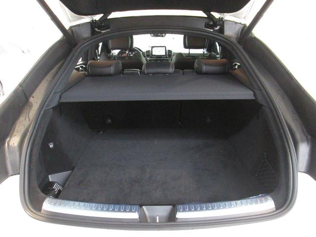 GLE63 S 4マチック クーペ 認定中古車/レーダーセーフティパッケージ/パノラミックスライディングルーフ/本革シート/シートエアコン/シートヒーター(33枚目)