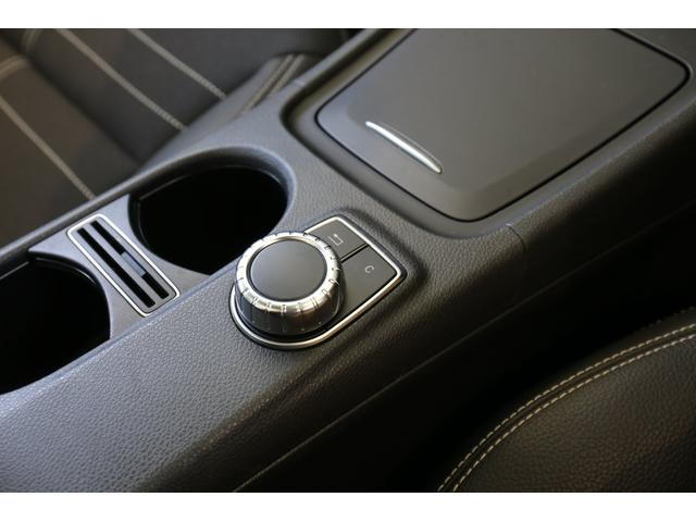 GLA180 レーダーセーフティパッケージ ベーシックパッケージプラス パノラミックスライディングルーフ 自動開閉テールゲート 純正ナビ リアカメラ(21枚目)