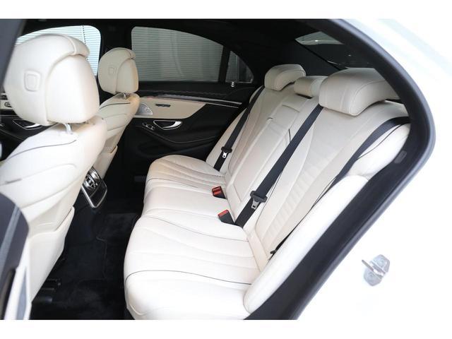 S450エクスクルーシブ AMGライン ダイヤモンドホワイト 白レザーシート 左ハンドル 20インチAMG10スポークアルミ シートベンチレーター(7枚目)