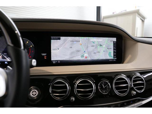 S450エクスクルーシブ AMGライン ダイヤモンドホワイト 白レザーシート 左ハンドル 20インチAMG10スポークアルミ シートベンチレーター(12枚目)