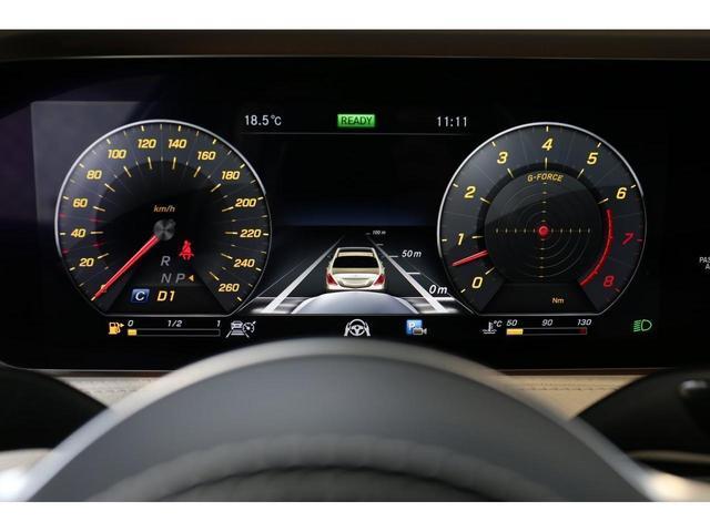 S450エクスクルーシブ AMGライン ダイヤモンドホワイト 白レザーシート 左ハンドル 20インチAMG10スポークアルミ シートベンチレーター(15枚目)