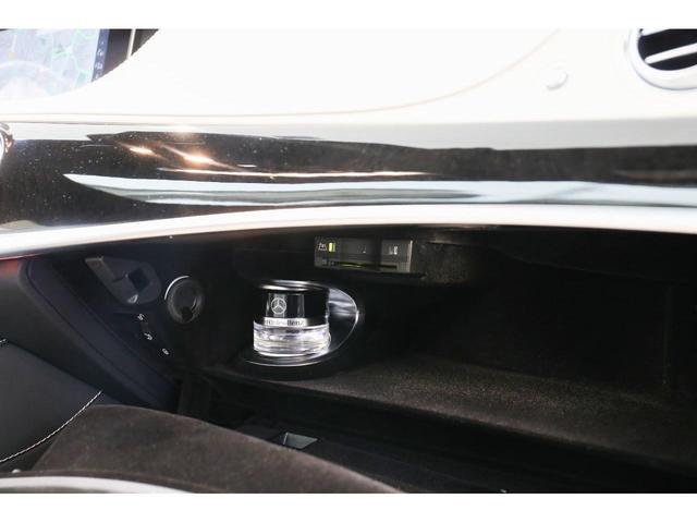 S450エクスクルーシブ AMGライン ダイヤモンドホワイト 白レザーシート 左ハンドル 20インチAMG10スポークアルミ シートベンチレーター(27枚目)