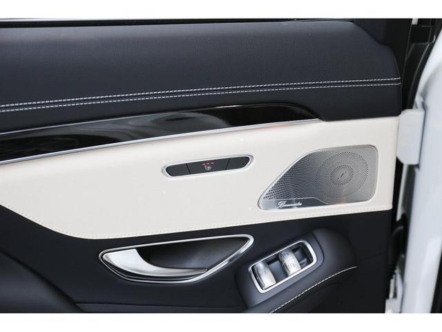 S450エクスクルーシブ AMGライン ダイヤモンドホワイト 白レザーシート 左ハンドル 20インチAMG10スポークアルミ シートベンチレーター(32枚目)