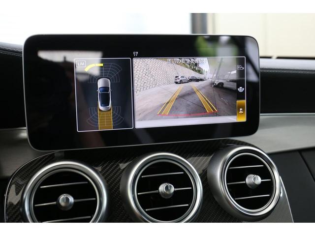 C63 Sカブリオレ 認定中古車 黒幌 レーダーセーフティパッケージ AMGカーボンパッケージ ヘッドアップディスプレイ Burmesterサラウンドサウンドシステム(19枚目)