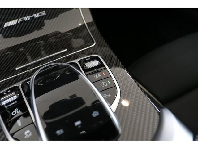 C63 Sカブリオレ 認定中古車 黒幌 レーダーセーフティパッケージ AMGカーボンパッケージ ヘッドアップディスプレイ Burmesterサラウンドサウンドシステム(23枚目)