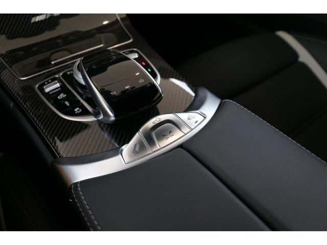 C63 Sカブリオレ 認定中古車 黒幌 レーダーセーフティパッケージ AMGカーボンパッケージ ヘッドアップディスプレイ Burmesterサラウンドサウンドシステム(25枚目)